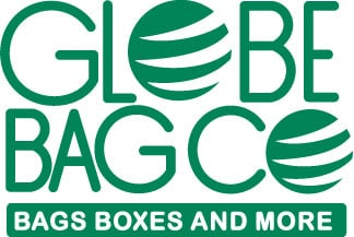 Globe Bag Company, Inc. | Bags Boxes and More! Retina Logo